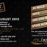 SoulKitchen set Jan Van Ibiza for HAVIT Ibiza Saturday 10 Aug