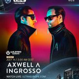 AXWELL Λ INGROSSO @ ULTRA EUROPE 2017