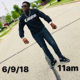 DJ Fly Ty - V100.7 Milwaukee Radio - 20 Min Mix - Aired 6/9/18