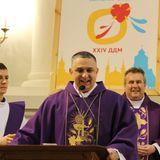 єпископ Лєон Малий - Проповідь під час служби у перший день 24 ДДМ
