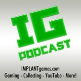 IMPLANTgames Podcast - Ep 87: Are Review Scores Useful?