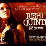 Rishi Bass & Andrei Russo & MC Mitch Crown Latin Flavour 2008 Live set Club Noa