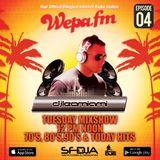 Wepa.fm Mixshow Ep.04