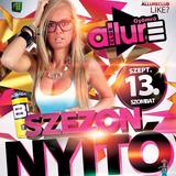 2014.09.13. - Club Allure - Saturday
