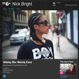 MELODY KANE BBC 1XTRA MIDDAY MIX JULY 2017 (RADIO RIP)
