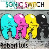 Robert Luis Sonic Switch June 9th @ Green Door Store - 5 Hour DJ Set