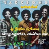 The Jacksons - Living Together, Children RMX by STF