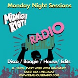 Midnight Riot Radio with guest Melgado & host Yam Who?