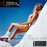 High Roller (DJ Zimmo Mix Sept 2015)