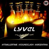 Miller SoundClash Argentina Pres. LYVEL