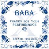 Baba LIVE @ Decade 1990-2000 Oldschool mix 22-02-2014
