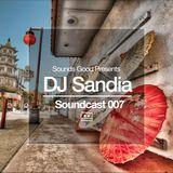 Soundcast 007 - DJ Sandia