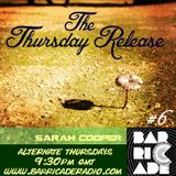 The Thursday Release #6 with Sarah Cooper