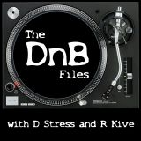 Show #9 of the DnB Files with D-Stress & R-Kive.