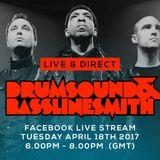 Drumsound & Bassline Smith - Live & Direct #34 [18-04-2017]