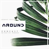AROUND PODCAST002 MIXED BY PAN4EZ