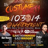 DJ Bousquet - Waterfront Costume Party Set - 10/30/2014