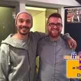 Shuffle Show Darik Radio - 27.03.2017 - Rosen Vatev (Bobo & The Gang) + Brand New Music #162