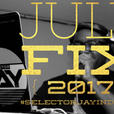 SELECTOR JAY JULY FIX 2017