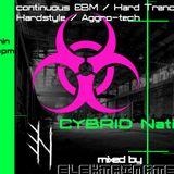 Cybrid Nation mixed by Elektrinate