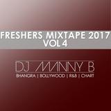 Freshers Mixtape 2017 Vol 4 - DJ Manny B