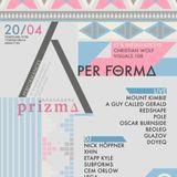 Redshape @ Prizma vs Performa ARMA17 - Moscow (20-04-2013)
