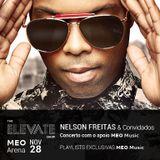 NELSON FREITAS NO SUNSET DA HIPER FM - 27 NOVEMBRO (HOJE TEMOS VISITAS)