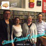 SNACK BITES 144 - SOCIAL IMPACT AWARD
