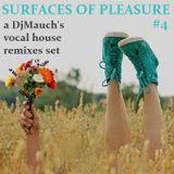 SURFACES OF PLEASURE a DjMauch's vocal house remixes set
