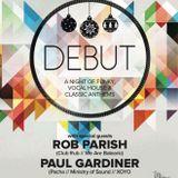 Paul Gardiner & Nathan Martin B2B LIVE @ Debut Maidstone