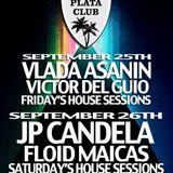 Floid Maicas @ EL PLATA CLUB (26.09.09)
