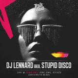 Dj Lennard aka. Stupid Disco - live TESIS BULI Season Opening Sing Sing Szeged 2013-09-10