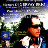 GERVAY BRIO Electro Show on TSNMiami TV 2011.11.06