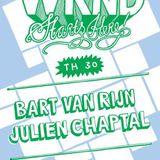 julien chaptal @ WKND, Studio 80, Amsterdam