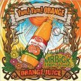 MRBiGK - SPiN ORANGE (100% fresh dub juice!)