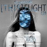 [this]FLIGHT #20 : RAiZD 19 & 20/11/2014