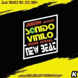 SONIDO VINILO con JoseVM ESPECIAL NEW BEAT 4x09 (10 Mar 2016)