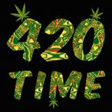 Dancehall Vibes - 22042015 - 420 Ganja selection and new tunes