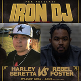 "DJ Harley Beretta's Iron DJ ""Candy"" Set: October 24, 2018"