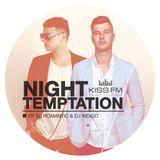 08.09.16 Night Temptation Radioshow by DJ Romantic and DJ Indigo part 1,2 # 100