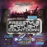 Dj Lexx Presents Freestyle Spotlight Countdown ep 21 9-16-18