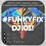 #FunkyFix mixed by DJ Ice!