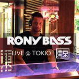 RONY-BASS-LIVE@TOKIO-2019-08-08