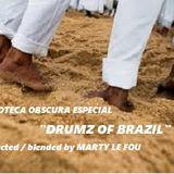 DISCOTECA OBSCURA ESPECIAL - DRUMZ OF BRAZIL