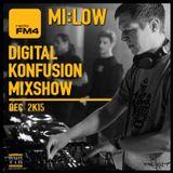 Digital Konfusion Mixshow on Fm4 with Mi:low