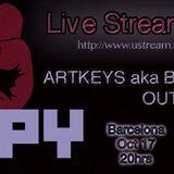 Live Streaming Dj Set: ARTKEYS aka Beat Brothers