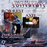 Dj Axel V - Suite B Lounge Orlando 7-8-2011