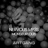 Nervous MP3s: Un Mix par Monsieurlouis