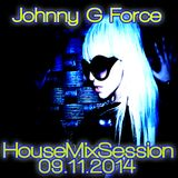 Johnny G - House Mix Session 09.11.2014.