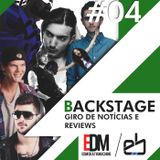 Backstage #4 - Giro de Notícias e Reviews!